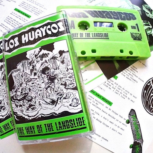 los-huaycos-cassette-photo